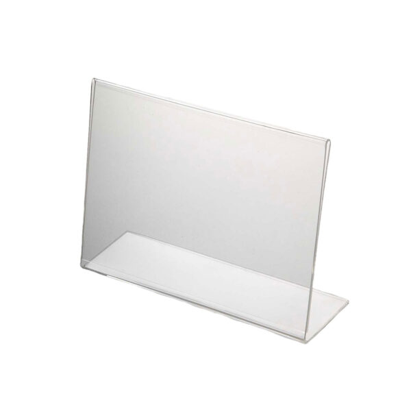 Acrylic display stand A3