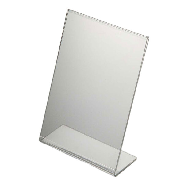 Acrylic display stand A4