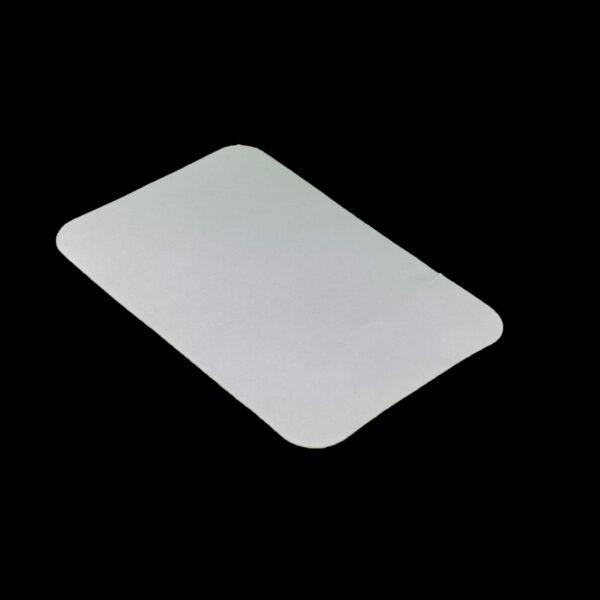 POLYBOARD LID FOR ALUMINIUM TRAY 4123 (1×500)