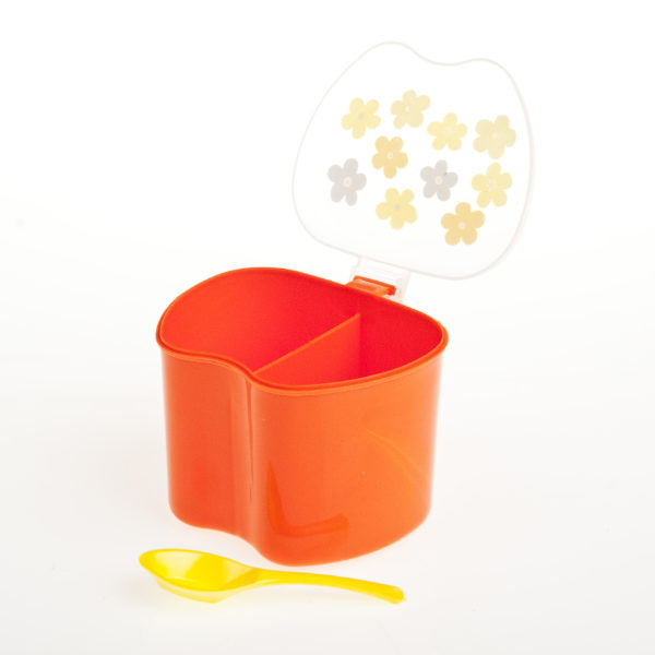 APPLE SHAPE SPICE CONTAINER