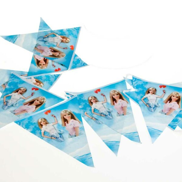 Barbie Chic Banner/Flags