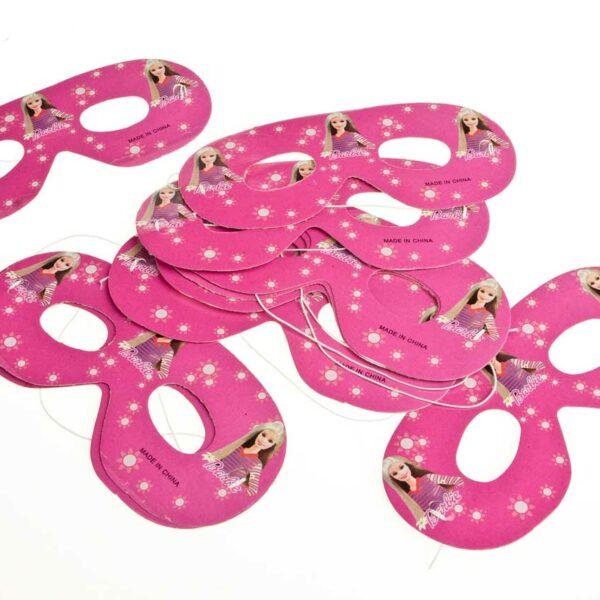 "x10 ""Barbie Theme"" Masks"