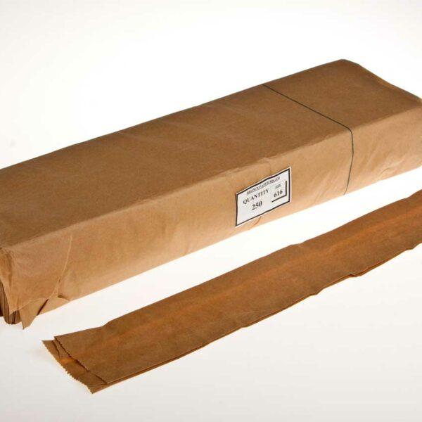 250 BROWN KRAFT BAGS 10x61cm(similiar French loaf) (TBD)