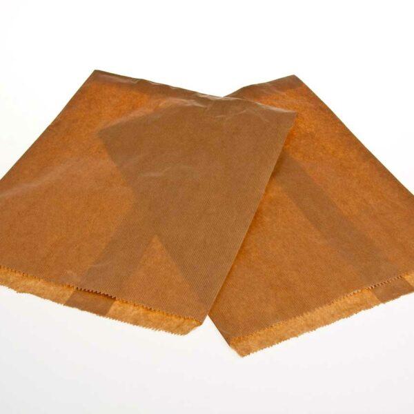(4×500) BROWN KRAFT BAGS 8lb 26×42