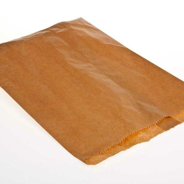 (500) BROWN KRAFT BAGS 8lb 26×42