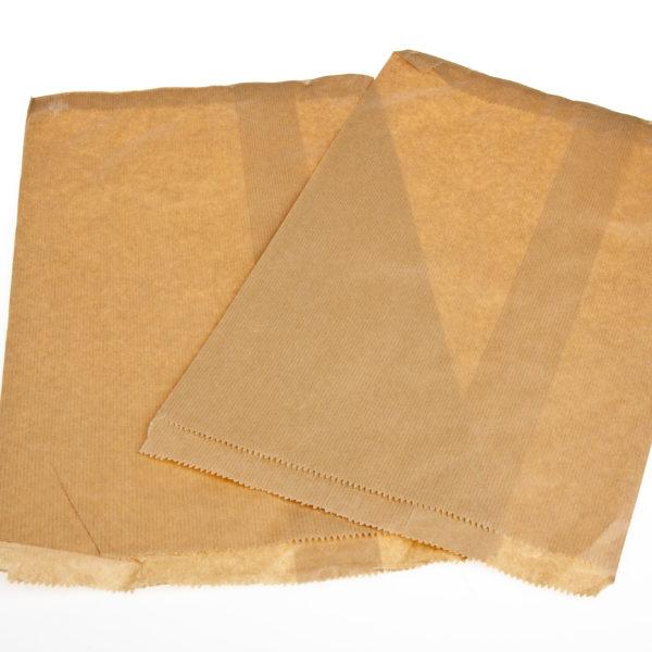 BALE(4×500) BROWN FLAT #10 BAGS 31x41cm