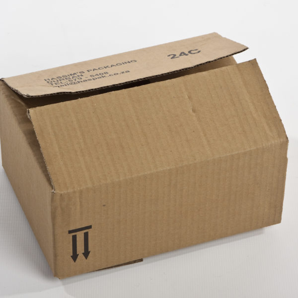 CORRUGATED BOX #24C 285x215x125