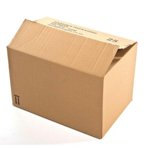 CORRUGATED BOX #25 450x300x300
