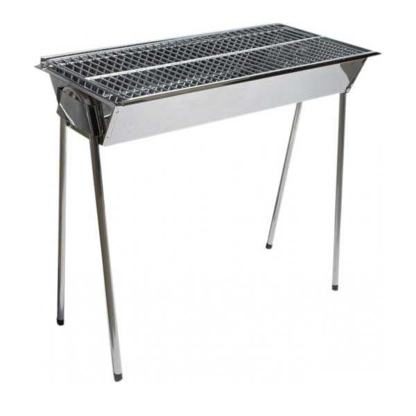 EA CHEF SIZZLA BRAAI STAND 430 GRADE STAINLESS 595mm X 300mm