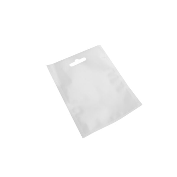 CASE(50×100) CLEAR POUCHES 100×150 W/TNICK & EURO