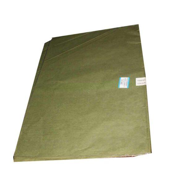 25 SHEETS TISSUE PAPER KHAKI 50×66