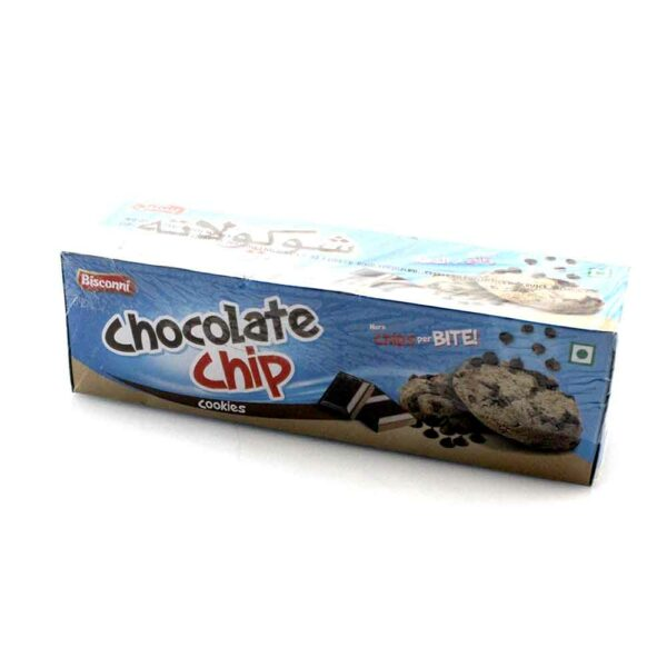 100g BISCONNI CHOCOLATE CHIP COOKIES