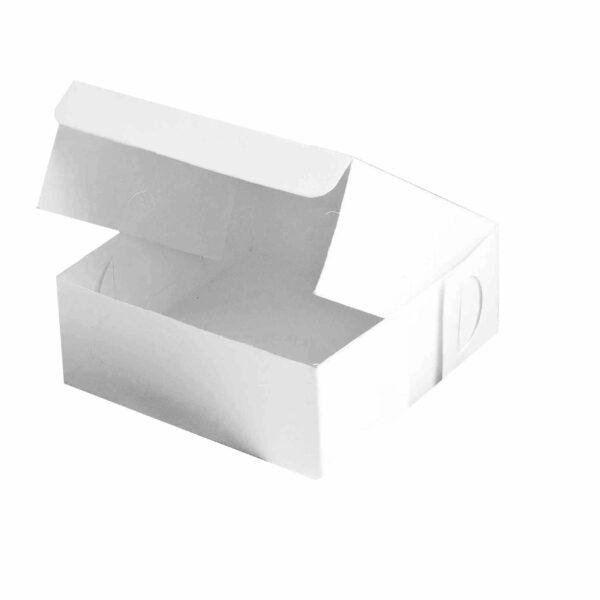 (250) CAKE BOXES 5″x5″x2.5″