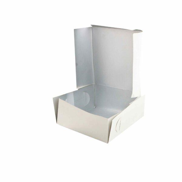 (250) CAKE BOXES 7″x7″x3″