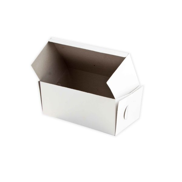 (50) CAKE BOXES 9″x5″x4″