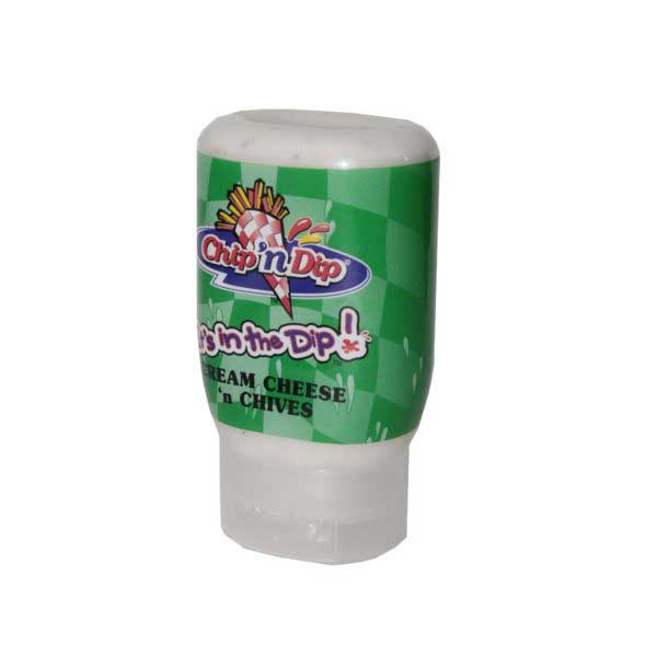 CHIP AND DIP CREAM CHEESE AND CHIVES 250ml