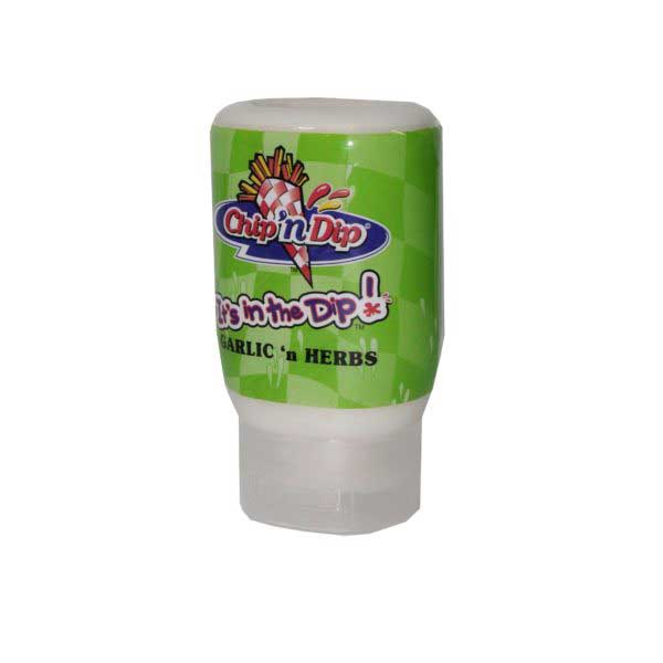 CHIP AND DIP GARLIC AND HERBS 250ml