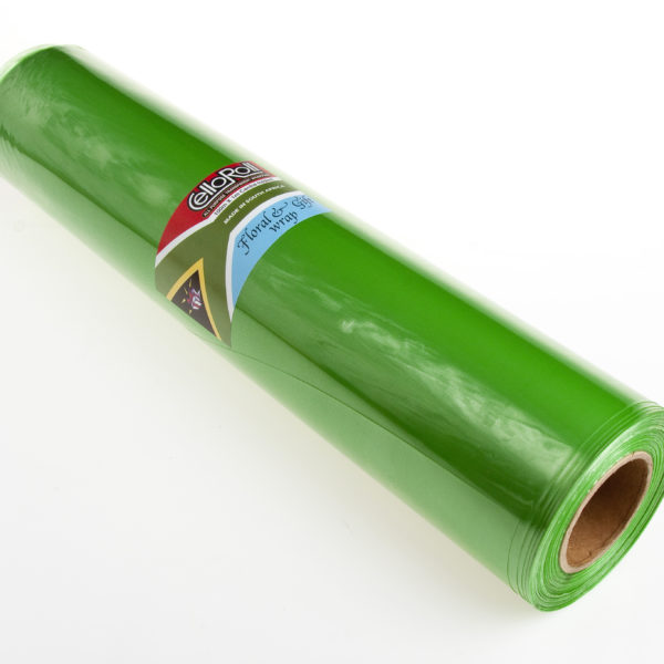 CELLOPHANE 1mX100mt JADE GREEN