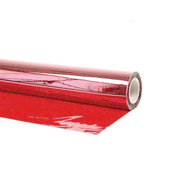 CELLOPHANE 1mX100mt RED