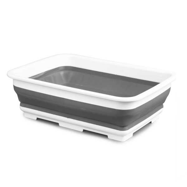 COLLAPSIBLE WASHING BASIN 37x27x11.5cm