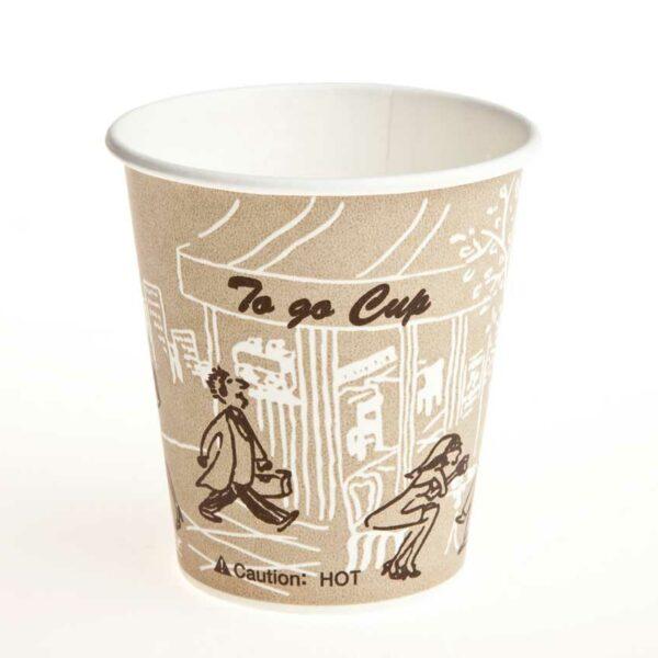 (50) PAPER CUPS 175ml