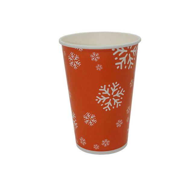 50 PAPER CUPS 500ml