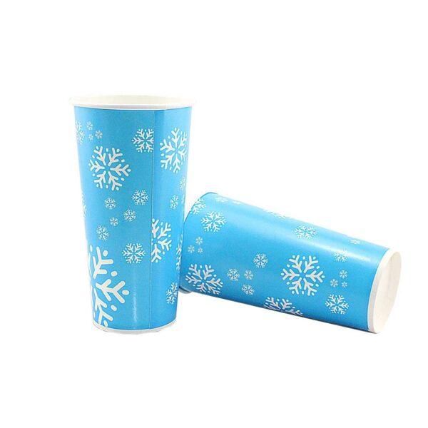 50 PAPER CUPS 650ml