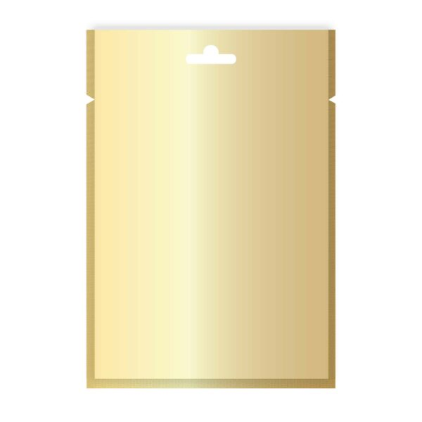 CASE (25×100) GOLD/CLEAR BAGS 150×250 Euro / Tnick