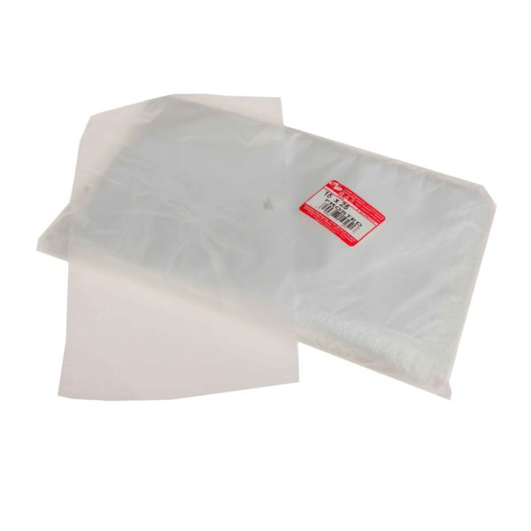 BALE(12×500) HD FROSTED BAGS 15×25