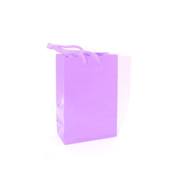 PK(20) GIFT BAG 8+3×12 LILAC