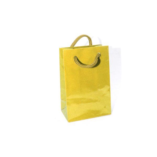 PK(20) GIFT BAG 8+3×12  YELLOW