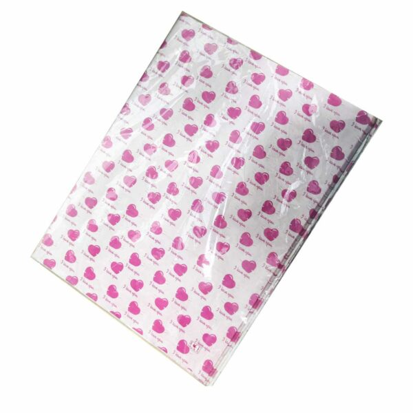 50 SHEETS GIFT WRAP 500mmX700 (TBD)