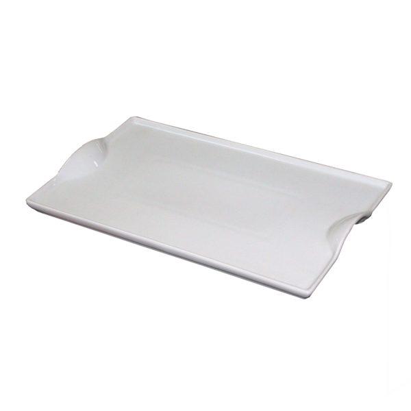 12inch rectangle plate 31*19*3