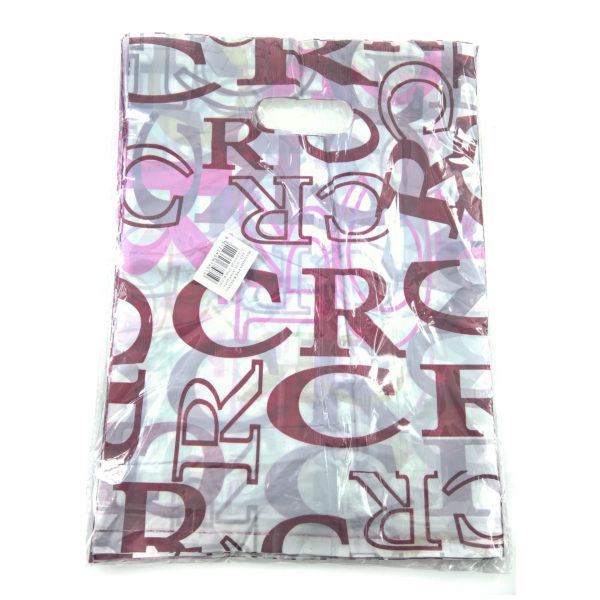 PACK(100) BOUTIQUE HD PRINTED 25X35 ** ALPHA **