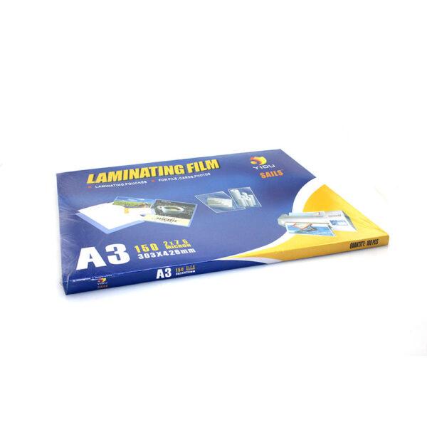 (100) Lamination Pouch A3 150mic