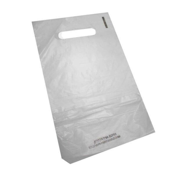 100 HD BOUT BAGS 30x40x45m Frosted