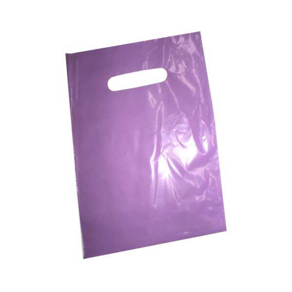 BALE(10×100)LD BOUT BAGS36x50 Purple