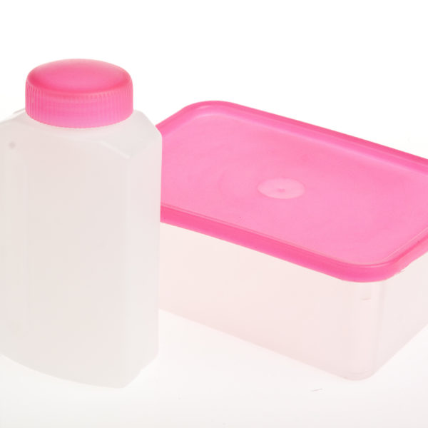 1 LITRE LUNCH BOX with JUICE BOTTLE