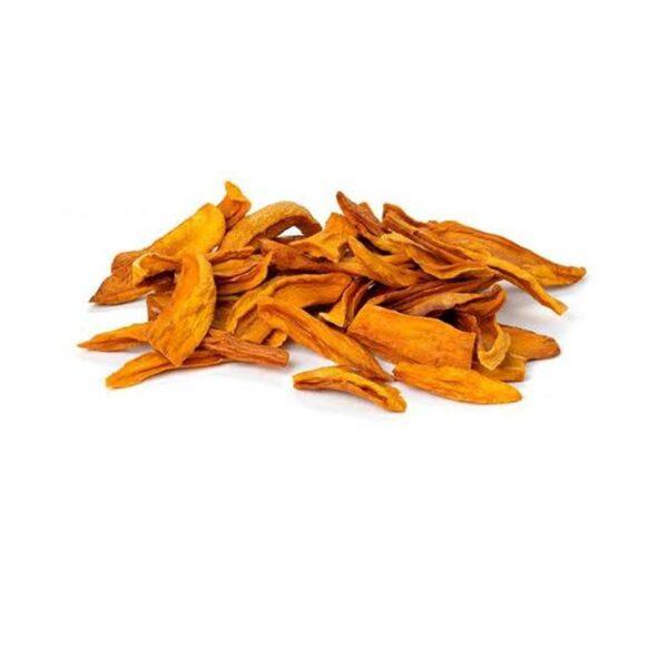 250g dried mango