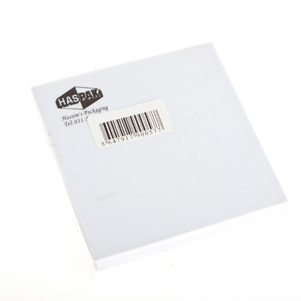 100 SHEETS 3×3″ PAPER FOR MEMO HOLD