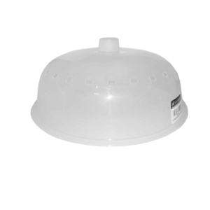 MICROWAVE COVER WITH VENTS 25cm diam