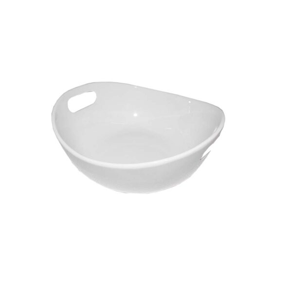 10inch Oval Bowl With Handles