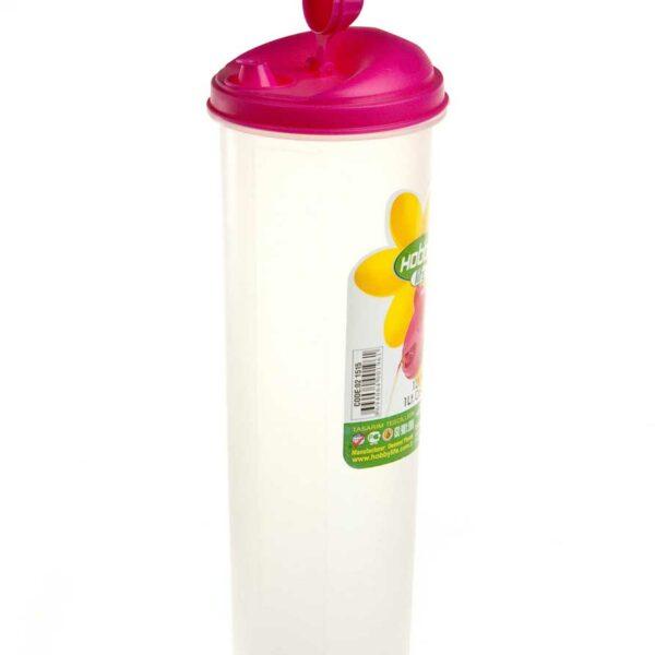 1Lt Plastic Oil Bottle