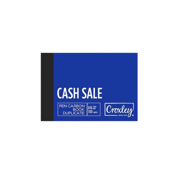 100pg A6 Cash Sale BOOKS Duplicate