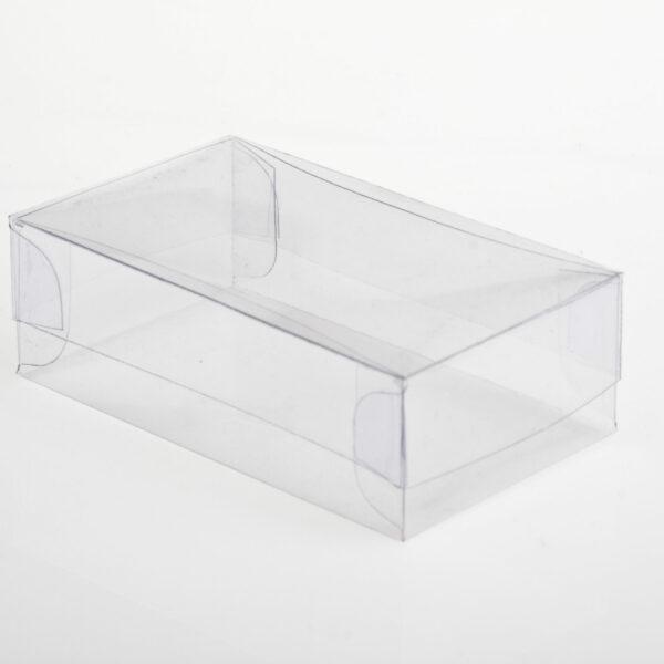 CARD BOX CLEAR 93x56x30mm