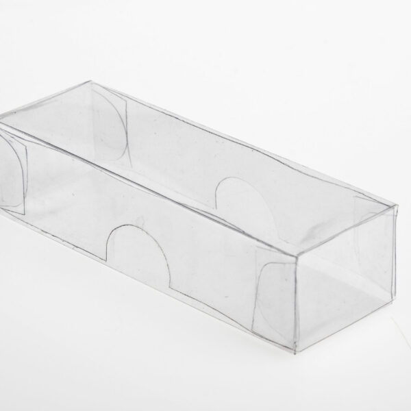 PVC CONT.3 TRUFFLE CLR 100x35x23mm