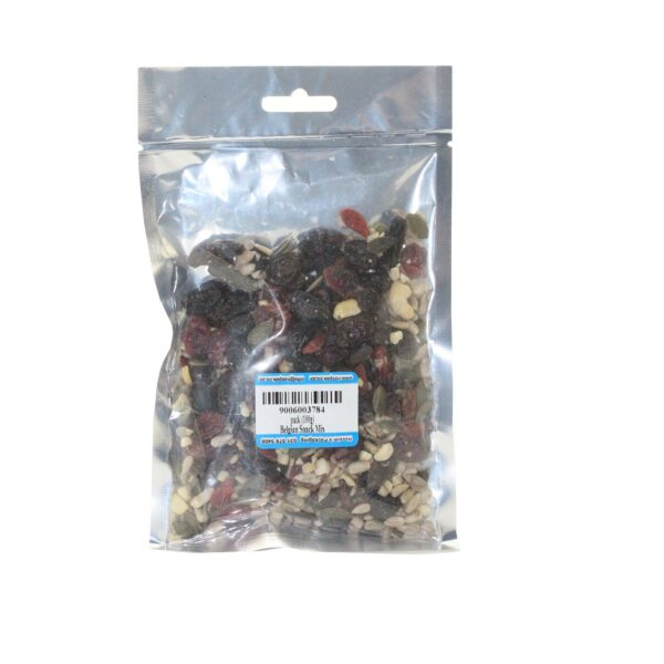 pack (100g) Belgian Snack Mix