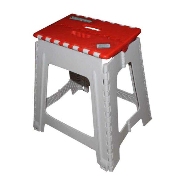 FOLDING STOOL 320x225x460mm 150kgs JLD-460      *TBD
