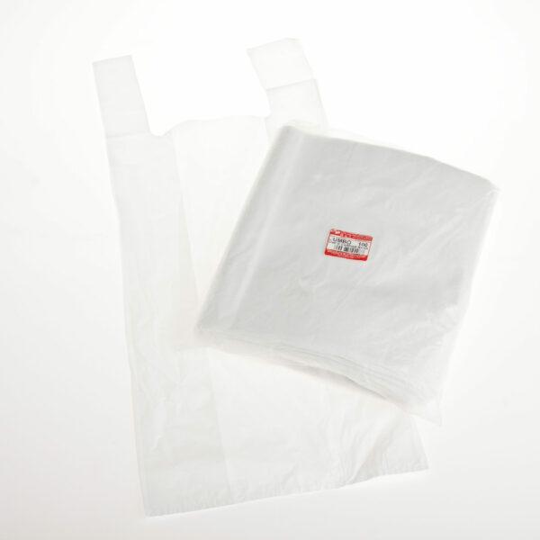 (100) HD WHITE JUMBO CARRIERS