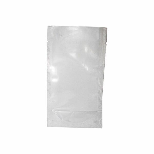 (100) CLEAR DOY POUCH 120ml(8×14+5bg x 75mic)